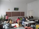 Для учнів ЗОШ №9 Первомайським міським центром соціальних служб для сім'ї, дітей та молоді проведено соціально-профілактичні заходи,