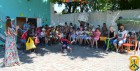Відбулося відкриття третьої табірної зміни дитячого оздоровчого табору «Гарт»