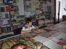"""У читальному залі міської централізованої бібліотечної системи протягом липня 2016 року відбулась виставка «Спротив геноциду"""""""