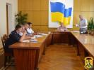 Під головуванням міського голови Л.Г.Дромашко відбулось засідання місцевої комісії з питань техногенно-екологічної безпеки та надзвичайних ситуацій при виконавчому комітеті Первомайської міської ради.