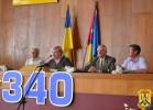 Відбулась урочиста сесія Первомайської міської ради присвячена 340-річчю з Дня заснування міста Первомайська