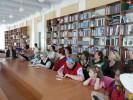 День захисту людей похилого віку у Первомайській міській централізованій бібліотечній системі