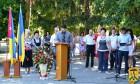 Мітинг з нагоди Дня скорботи і вшанування пам'яті жертв війни в Україні