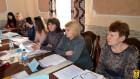 Круглий стіл на тему «Результати моніторингу по вивченню соціально-економічного та правового положення людей з інвалідністю, які проживають в м.Первомайську та Первомайському районі»