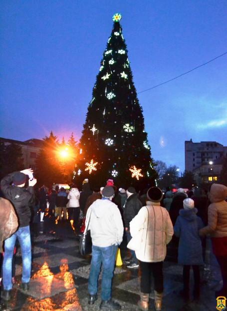 Запрошуємо на святкування Різдва Христового