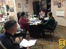 Засідання оперативного штабу для запобігання загибелі бездомних громадян від переохолодження
