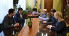 Первомайськ відвідали представники Міністерства у справах ветеранів, тимчасово окупованих територій та внутрішньо переміщених осіб України