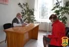 Міський голова Л.Дромашко провела особистий прийом громадян