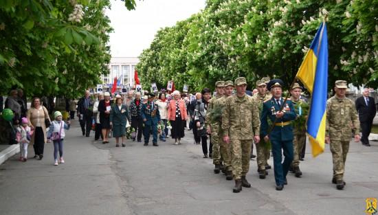 9 травня 2019 року первомайці святкували 74 річницю перемоги над нацизмом в Другій світовій війні