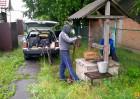 Проведення робіт по чистці шахтних колодязів