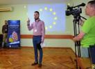 26 липня 2019 року делегація Представництва Європейського Союзу в Україні відвідала місто Первомайськ з офіційним візитом