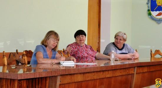Засідання робочої групи по підбиттю підсумків та визначенню переможців конкурсу «Життя без сміття»