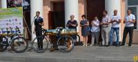 02 серпня 2019 року в місті Первомайську стартував Відкритий Чемпіонат України з велоспорту