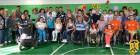 12 вересня 2019 року в місті Первомайську проведено Спартакіаду серед людей з інвалідністю
