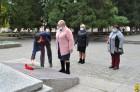 Відзначення 76-річниці визволення України від нацистських загарбників
