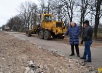 Ремонт доріг – на контролі міського голови