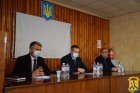 На Миколаївщині створено обласний штаб з ліквідації наслідків медико-біологічної надзвичайної ситуації