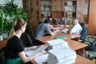 Засідання постійної комісії міської ради з питань законності, самоврядування