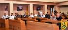 Відбулось пленарне засідання чергової 109 сесії Первомайської міської ради