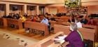 Позачергова 110 сесія Первомайської міської ради