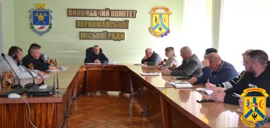 Відбулась нарада з керівниками підприємств житлово-комунального господарства