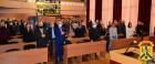 25 березня 2021 року відбулось пленарне засідання 10 чергової сесії міської ради VIII скликання