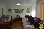 Під головуванням першого заступника міського голови працювала комісія для здійснення контролю за виконанням перевізниками вимог чинного законодавства