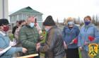 Первомайці вшановували пам'ять загиблих та померлих ліквідаторів аварії на Чорнобильській атомній електростанції